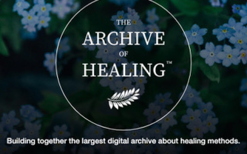 UCLA professor launches digital Archive of Healing™